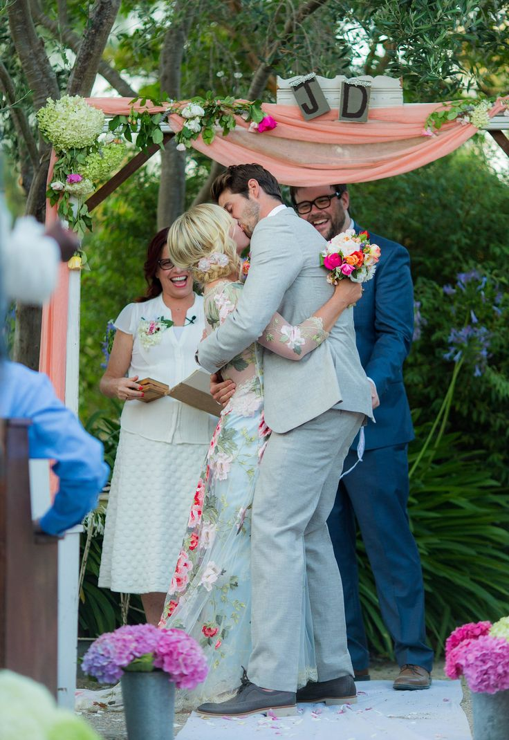 Even More Stunning Pictures From Jennie Garth's Gorgeous Wedding!