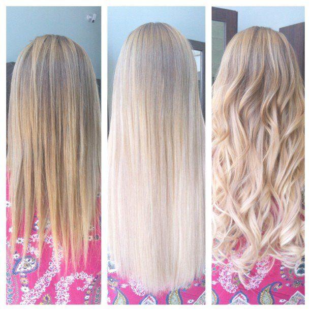 Soft Subtle Blonde Ombre Ombre Hair Pinterest