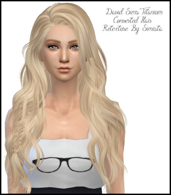 Curly Hair Download Sims 4 Cc: 69 Best Sims 4 CC Hair Images On Pinterest