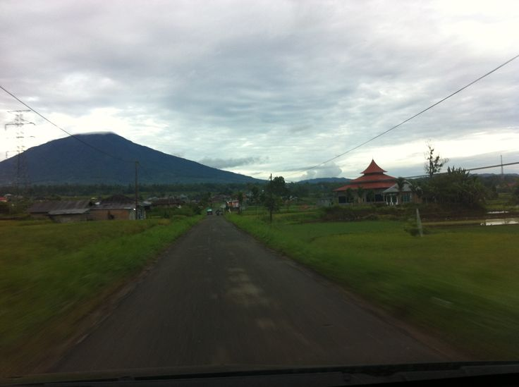 Gunung Merapi via Sungai Pua