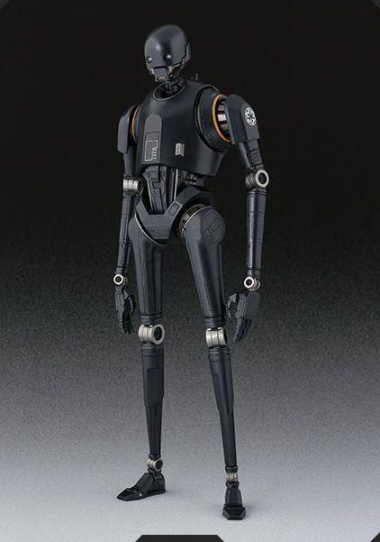 ToyzMag.com » S.H.Figuarts K-2SO – Les nouvelles images
