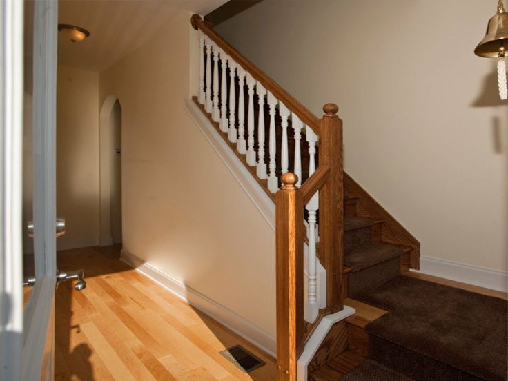 Top 16 ideas about woodbridge model home hamptonville nc on pinterest master bedrooms walk - Stairs in a small space model ...