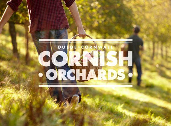 Cornish Orchards by Buddy