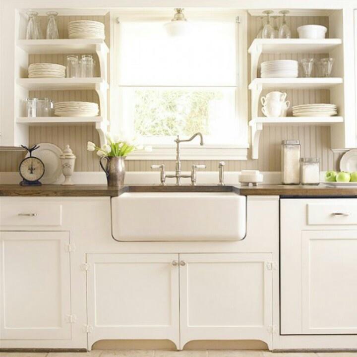 rustic white kitchen more butcher block white kitchen kitchen sink