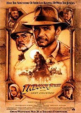 Фильм Индиана Джонс и последний крестовый поход - cмотреть онлайн бесплатно на Экранка.ТВ