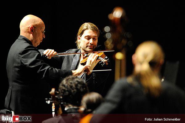 David Garrett und Das Sinfonieorchester Basel am 20.03.2017 in der bigBOX Allgäu - Jetzt Tickets kaufen!