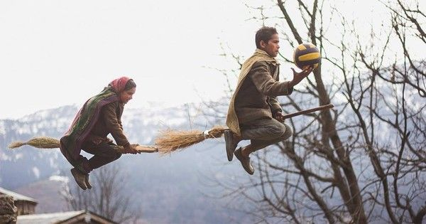 Парень воплотил мечты детей в реальность, устроив им невероятную фотосессию Гарри Поттер, фотография, длиннопост