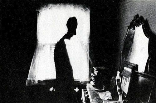 Duane Michals - Joseph Cornell
