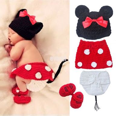 15 mejores imágenes de Disfraces tejidos para bebes en Pinterest ...