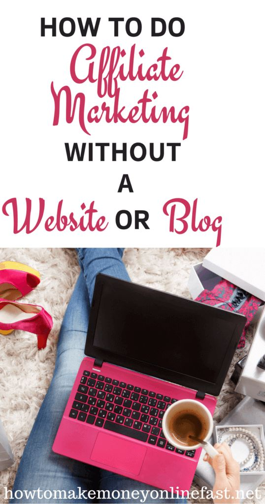 Affiliate Marketing Without A Website Or Blog – How To Create An Affiliate Marketing-Rich-Life!
