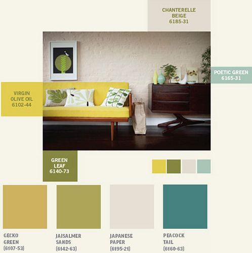 Color Scheme Colorful World Pinterest Room Color