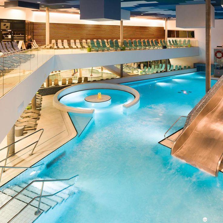 10 of Vienna's Best Indoor Swimming Pools
