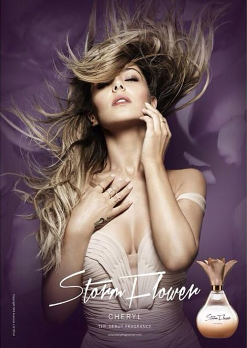 Today's blog post is about my thoughts on perfume ~ Picture credit: Cheryl promotional material