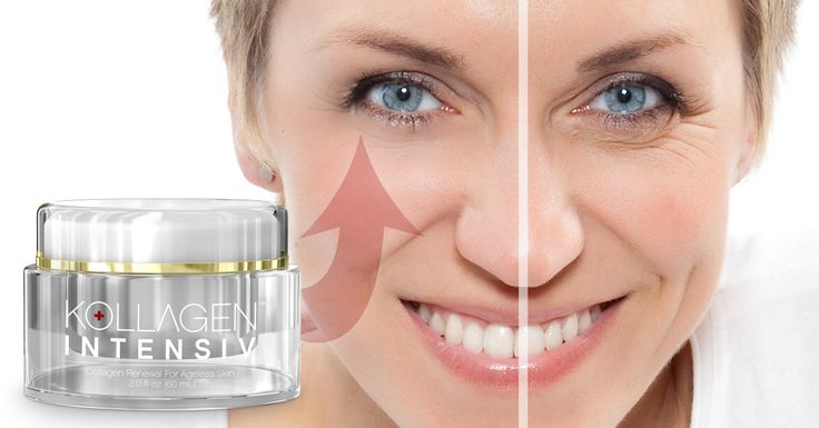 The topical anti-aging secret used by top models!  They Call it 'Topical Botox' Order a jar of Kollagen Intensiv® and find out why!