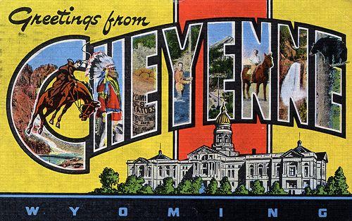 Cheyenne, Wyoming VISITORS Bucket List