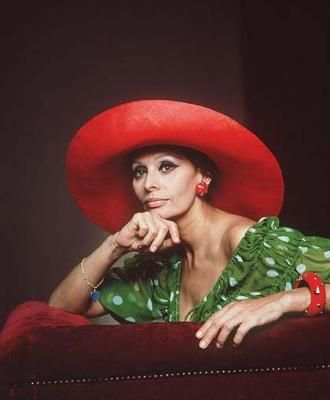 Sofia Loren Yousuf Karsh portraits...she is the spitting image of my sister Terry...-eh