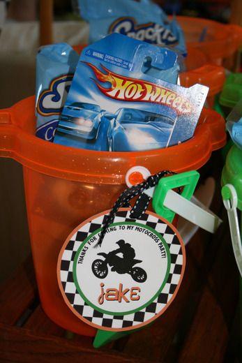 "Photo 10 of 18: Motocross / Birthday ""Jake's 5th Motocross Birthday Party""   Catch My Party"