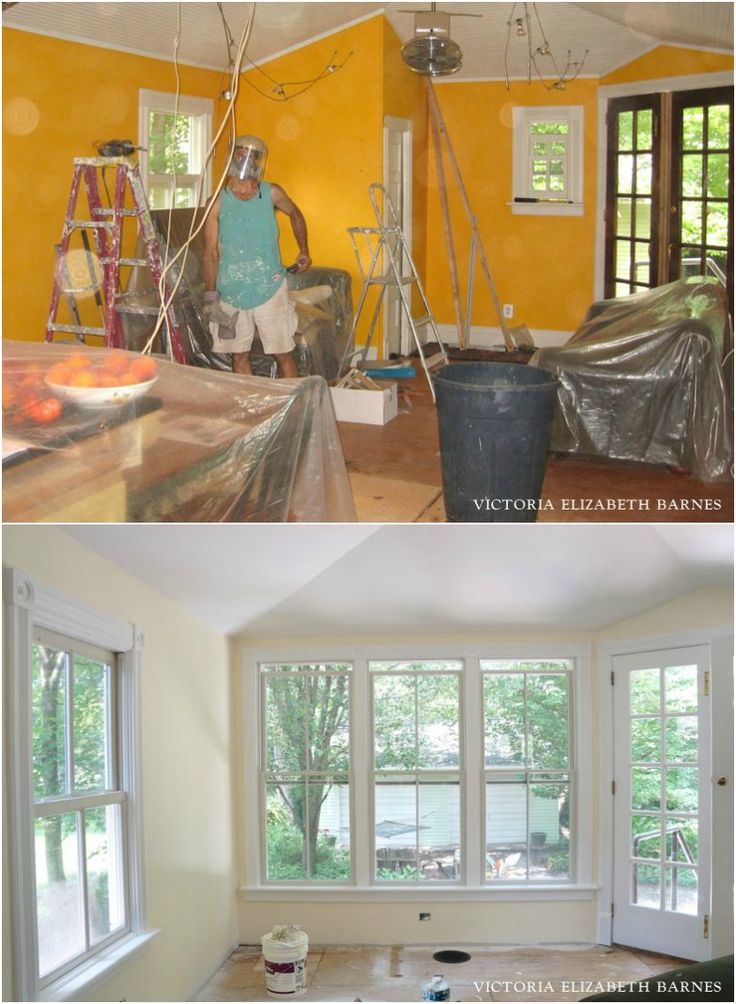 17 best images about our diy kitchen remodel on pinterest - Diy bathroom remodel before and after ...