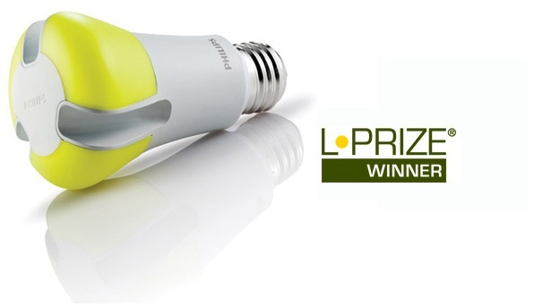 Philips EnduraLED (TM) Dimmable 60W Replacement (10W) A19 LED Light Bulb - Winner of L Prize® (EnduraLED 10W A19 LED - Winner of the L Prize®)  $56.95