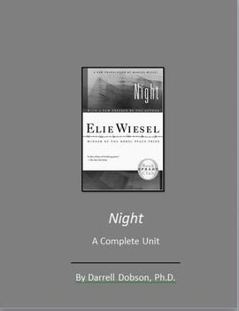 elie wiesel s night journal entry Portfolio project for night by elie wiesel diary entry (20 points) written about elie's experience in night or you can write about the holocaust in.