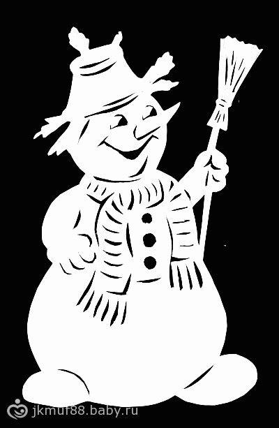 Новогодние витражи на окна из бумаги (шаблоны). Обсуждение на LiveInternet - Российский Сервис Онлайн-Дневников
