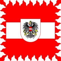 Austria: Flags of the Armed Forces