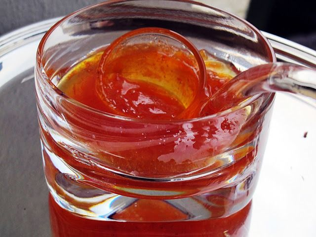 Tentazioni di gusto: Marmellata d'arance 2° metodo Ferber