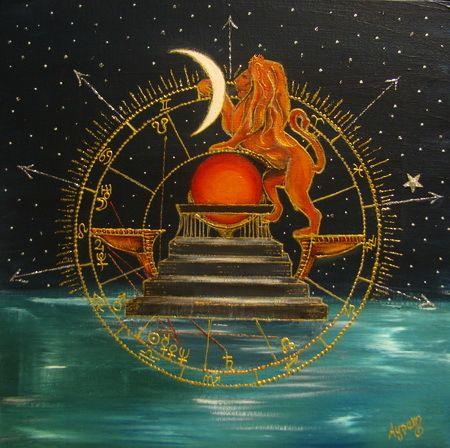 Astroloji tablolari. --> http://All-About-Tarot.com <--