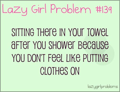 Lazy People, Laugh, Life, Lazy Girls Problems, Funny, Thick Hair, Girls Problems Quotes, True Stories, Lazy Problems