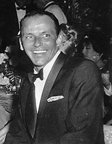 "Francis Albert ""Frank"" Sinatra, (December 12, 1915 – May 14, 1998 age 82. was an American singer and film actor.Born -Hoboken, New Jersey"