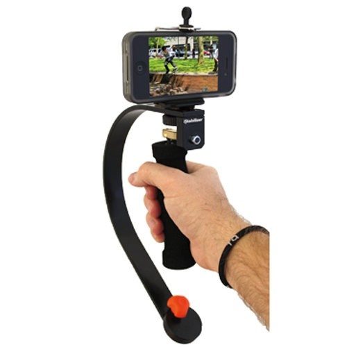 iStabilizer Video Stabilizer, inkl. Smartphoneadapter