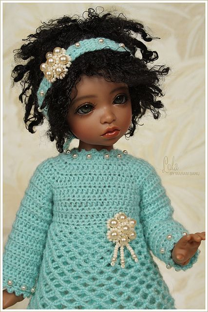 Lola by Maram Banu, via Flickr – This precious darlin' reminds me so much of my friends daughter Isabella.