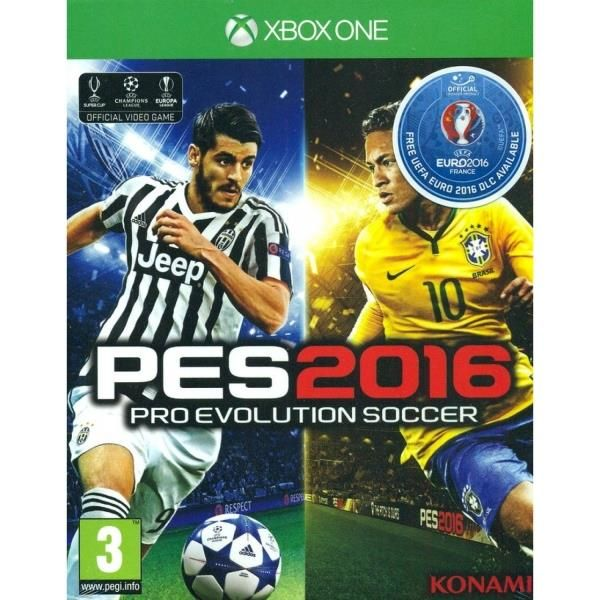 Pro Evolution Soccer 2016 Uefa Euro Edition Xbox One Game   http://gamesactions.com shares #new #latest #videogames #games for #pc #psp #ps3 #wii #xbox #nintendo #3ds