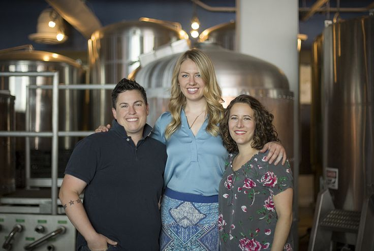 Brewing While Female: Meet the Women Behind D.C.'s Craft Beer Industry
