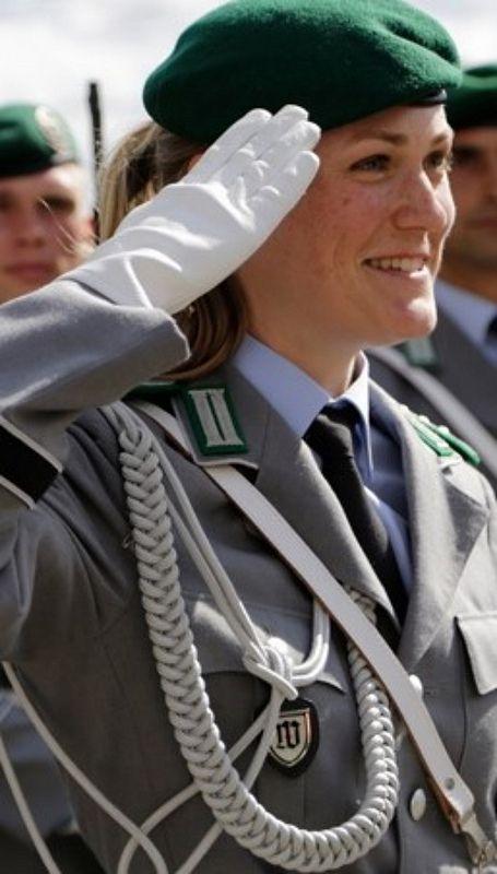 Wachbatallion Bundeswehr (German Army Guard of Honour)