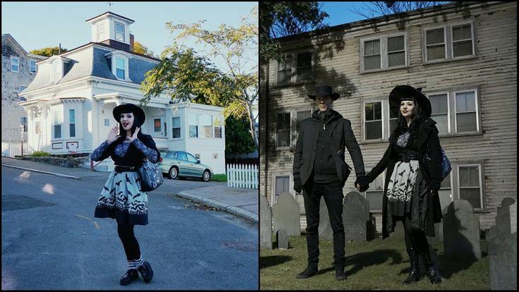 """HOCUS POCUS"" FILMING LOCATIONS {Halloween in Salem, MA} #lindsayofsheaves"