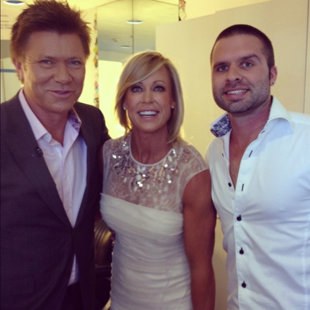 Richard Wilkins Lisa and I