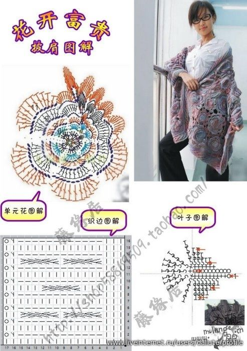 20 besten Knitting/Crocheting Bilder auf Pinterest   Strickmuster ...