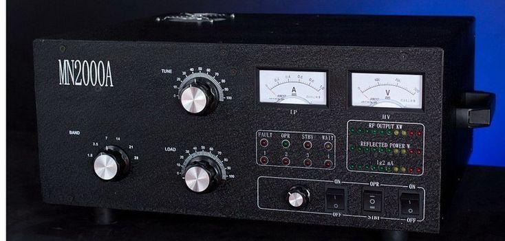 Amateur dual band amplifiers-3019