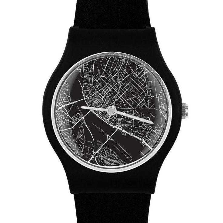 Women - Accessories - Watches 03:12PM RIGA MAP Fashion Madness