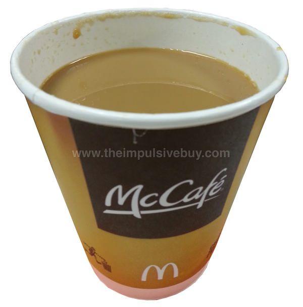McDonald's McCafé Pumpkin Spice Latte By Theimpulsivebuy