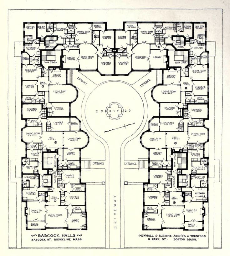 1140 best architectural floor plans images on pinterest for Scottish castle house plans