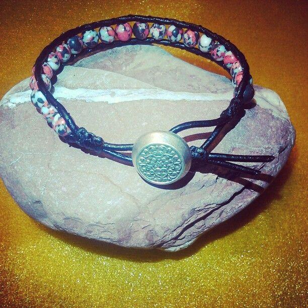 SemiPrecious Bracelet- MINERAL STONE