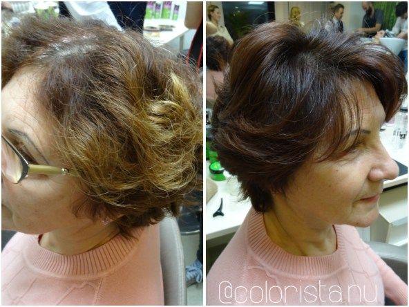 Jag utbildade frisörerna i Rumänien • Colorista - Colorista