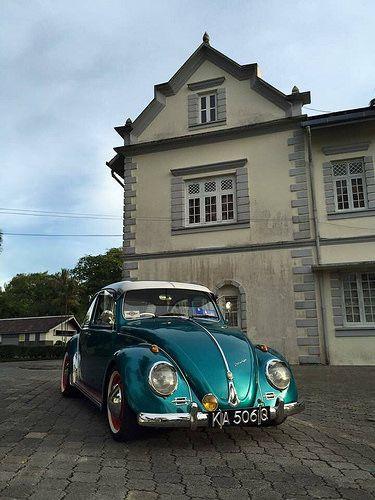 Volkswagen Beetle in Malaysia