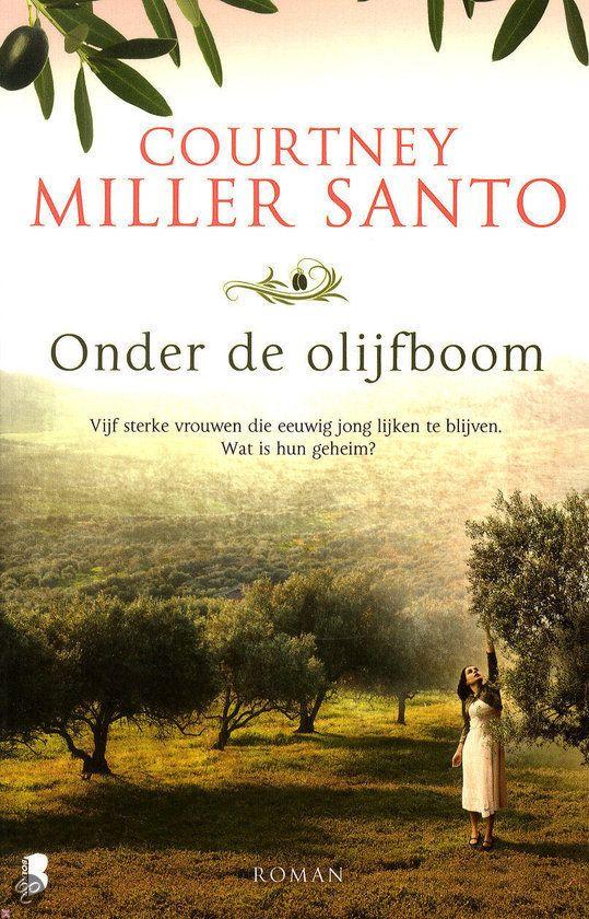 Onder de olijfboom - C.M. Santo