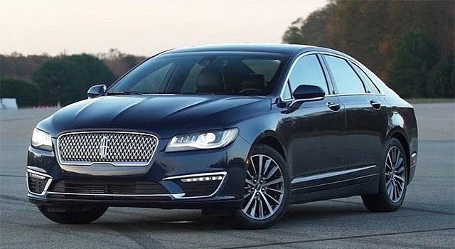 2019 Lincoln Zephyr Replaces Mkz Sedan Lincoln Mkz Lincoln