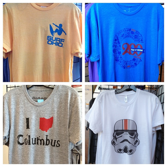 126 best columbus on etsy made here images on pinterest for Columbus ohio t shirt printing