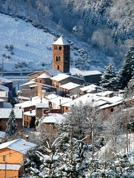 fair de l'Avet  Espinelves Pels voltans de Nadal, fira de l'Avet  Montseny Catalonia.