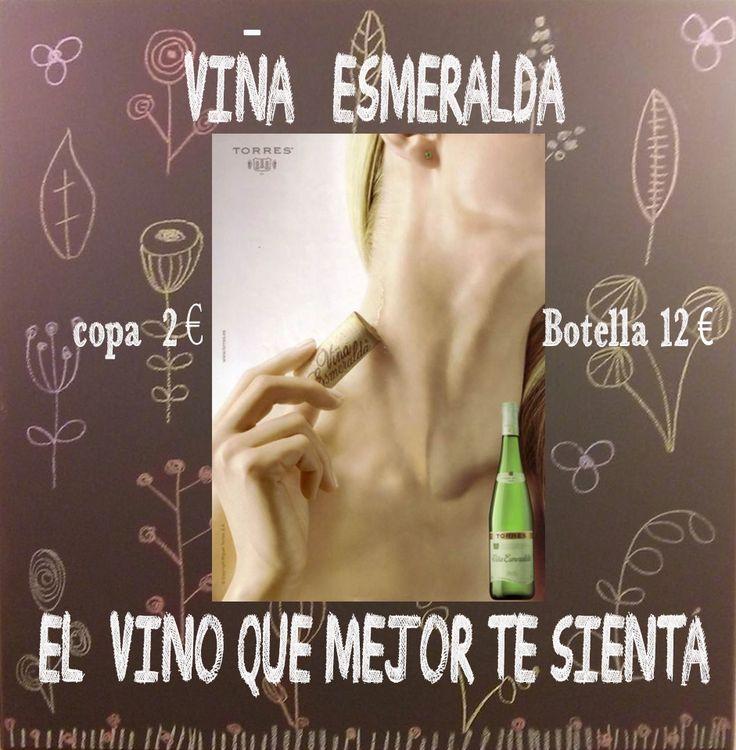 Viña Esmeralda de Bodegas Torres en @laventadecurro